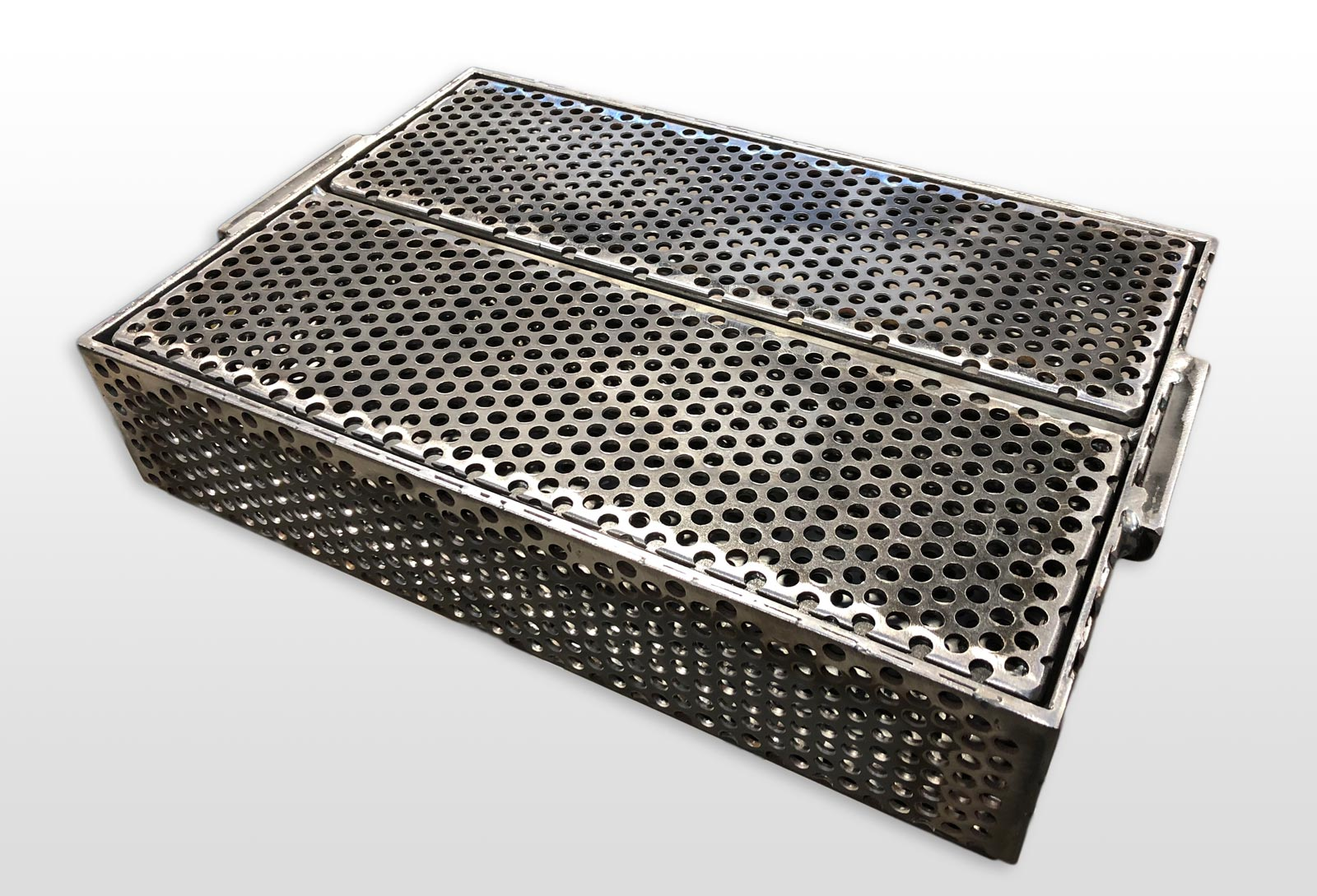 Perforated sheets Boxes